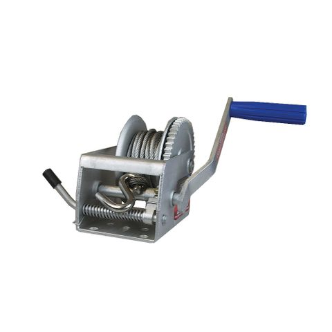 Winch 5:1 with Cable S Hook 700Kg
