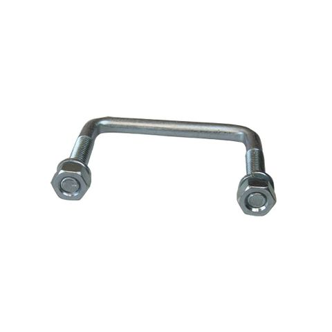 J/Wheel UBolt w/Nyloc for 100x50mm D/Bar