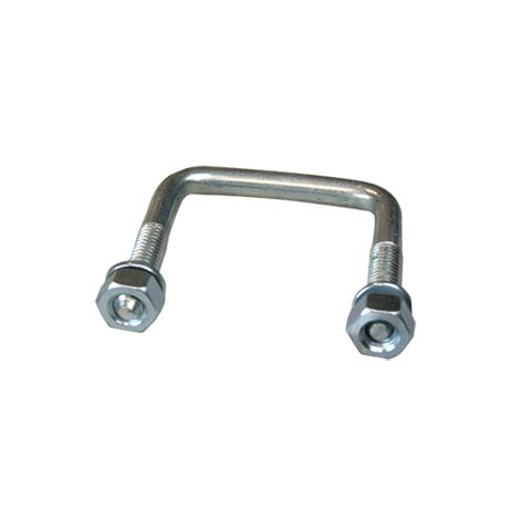 J/Wheel UBolt w/Nut for 75x50mm D/Bar