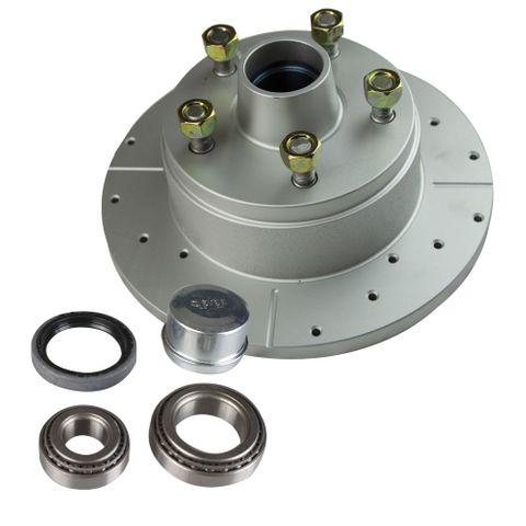 Hub Disc 10in - Comm(5x120) SLM