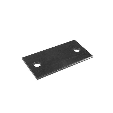 Coupling Plate 2 Hole 6mm