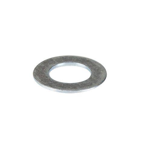 1/2in Flat Washer Zinc