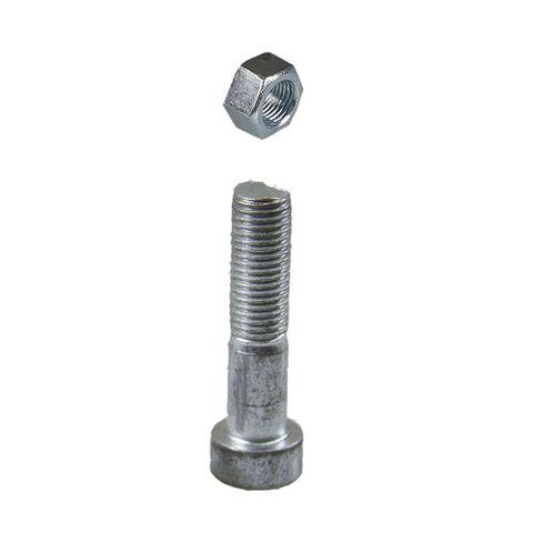 55mm Long Bolt & Nut for 45/60 Spring