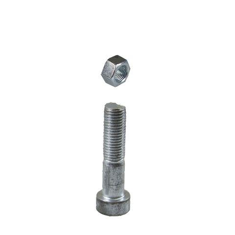 35mm Long Bolt & Nut for 45/60 Spring
