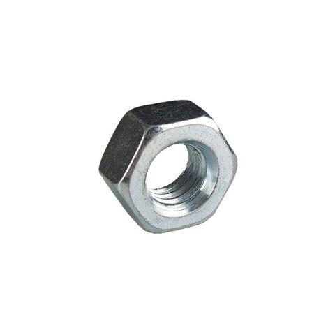 1/2in BSW Zinc Nut