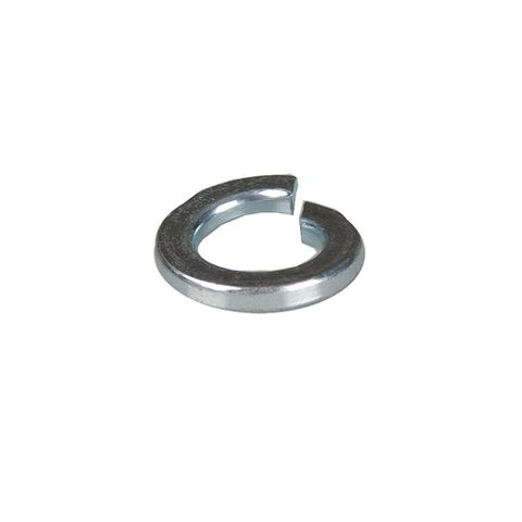 1/2in Spring Washer Zinc