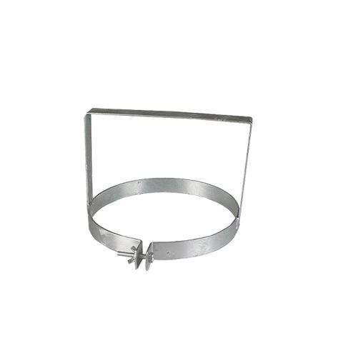 LP Gas Cyl Cradle w/ latch 4kg 230mm Gal