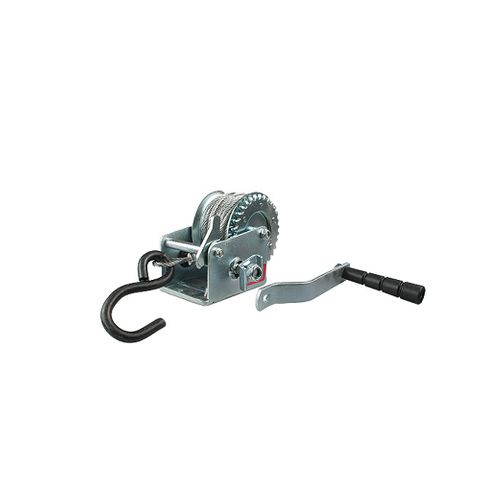 Winch 3:1 with Cable S Hook 250kg