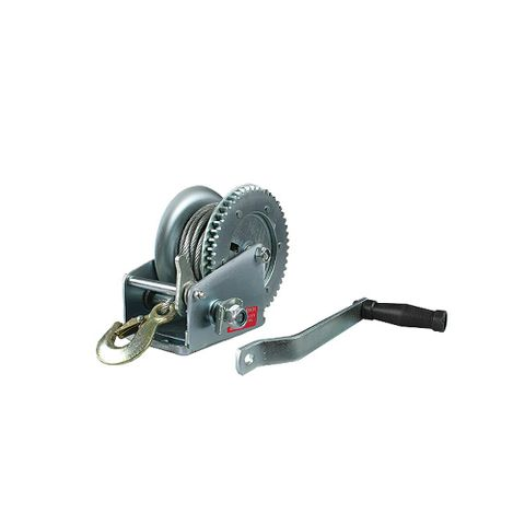 Winch 4:1 with Cable Snap Hook 700kg