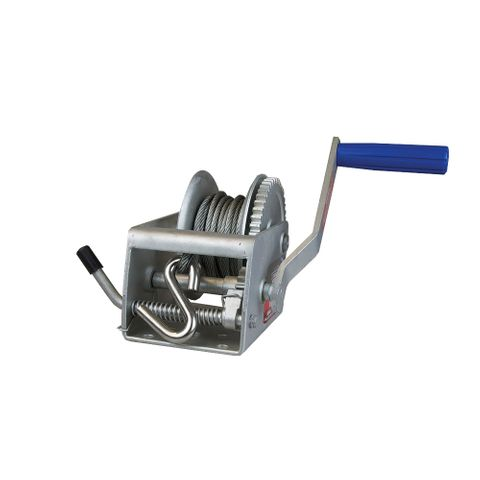 Winch 3:1 with Cable S Hook 500Kg
