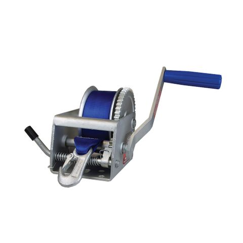 Winch 5:1 with Strap Snap Hook 700Kg