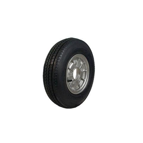 Rim & Tyre 8in Alloy Velox HT