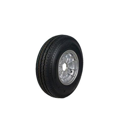 Rim & Tyre 10in Alloy Velox HT