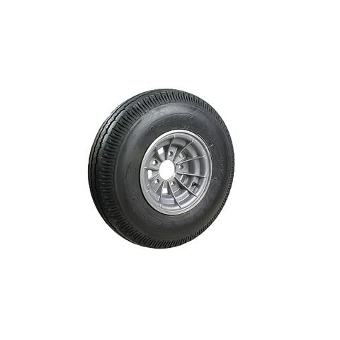 Rim & Tyre 9in Alloy Velox HT