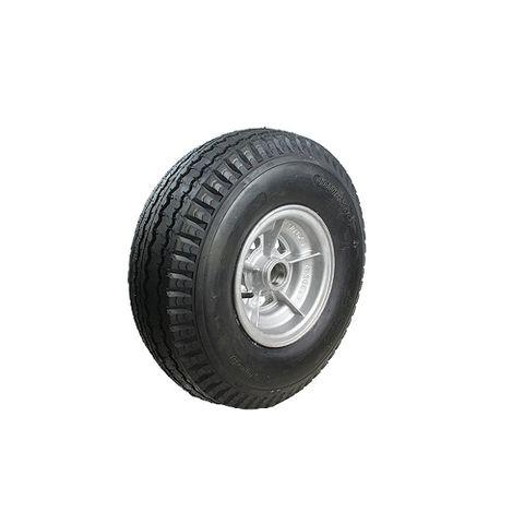 Rim & Tyre 9in Alloy Brg Mt