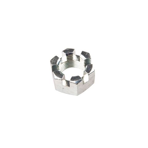 Nut Castellated Axle 3/4in UNF (1-15TPI)