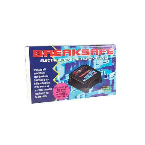 Breakaway Kit 6 Wheel Breaksafe BS6000XP