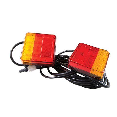 LED Plug & Play Wiring Loom 7 metres