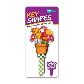 KEY SHAPE GARDENING KS1