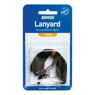 KEVRON LANYARD NYLON HOLDER - DISPLAY PACK