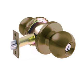DOMESTIC DBL/CYL LOCK 60/70mm AB BOXED