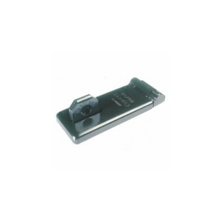 SO - ABUS HASP AND STAPLE 150mm - SPECIAL