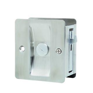 LOCKWOOD 7300 SLIDING DOOR PRIVACY SET