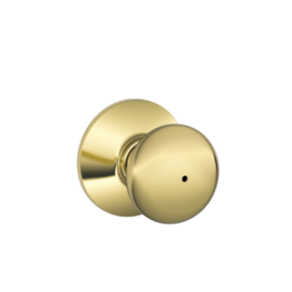 SCHLAGE F40 PRIVACY LOCK PLYMOUTH PB 605