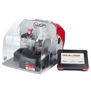 PREOWNED - KL NINJA LASER KEY CUTTING MACHINE