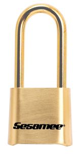 "PADLOCK MARINE COMBINATION (21/4"" shackle)"