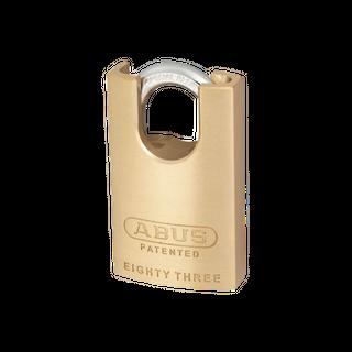 ABUS PADLOCK RE/CORE CLOSED SHACKLE