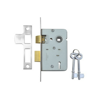 LEGGE MORTICE LOCK (2L) 64mm CASE CP