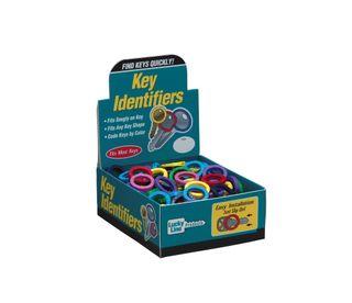 KEY IDENTIFIERS MEDIUM ASST 200/BOX