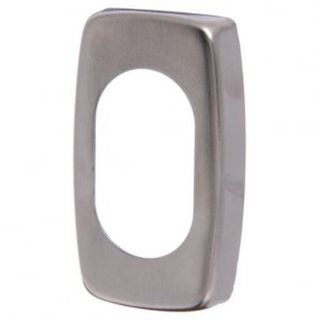 SO - LOCKWOOD ESCUTCHEON + CLAMP OVAL CYL 65.5mm