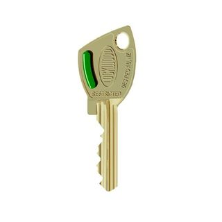 GEN6 KEY PLUG DARK GREEN (LCC G6)