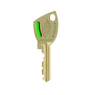 GEN6 KEY PLUG GREEN (LCC G6)