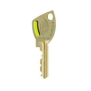 GEN6 KEY PLUG YELLOW (LCC G6)