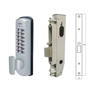 DIGITAL MORTICE LOCK 38mm
