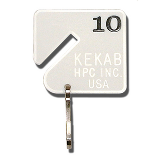 KEYKAB NUMBERED TAGS (101-160)