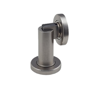DOOR STOP MAGNETIC B/NICKEL