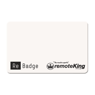 CARD (FOR RE-BADGE DEVICE - 125Mhz)