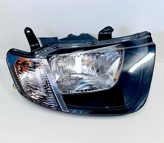 HEAD LAMP GL & GLX RH GENUINE - WITH CLEAR INDICATOR