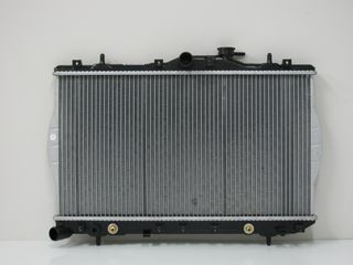 RADIATOR - AUTO W/SENDER PORT BOTTOM TANK L/H