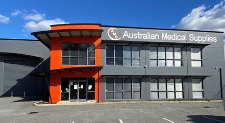 Australian Medical Supplies Building