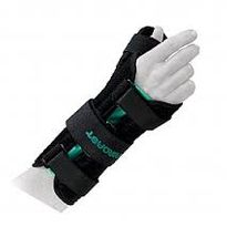 BRACE, A2 WRIST WITH THUMB SPICA