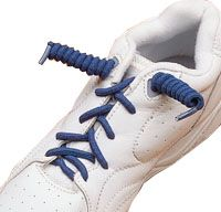 SPRING COIL LACES