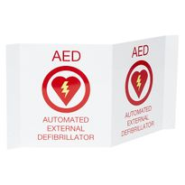 Sign, AED 3D