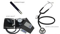 Stethoscope Kit, Calibra Acoustica MDF Black