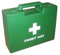 First Aid Kit, Junior Sports Box
