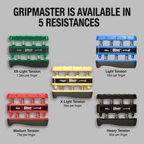 Gripmaster Set, 5 Resistances w/ Display